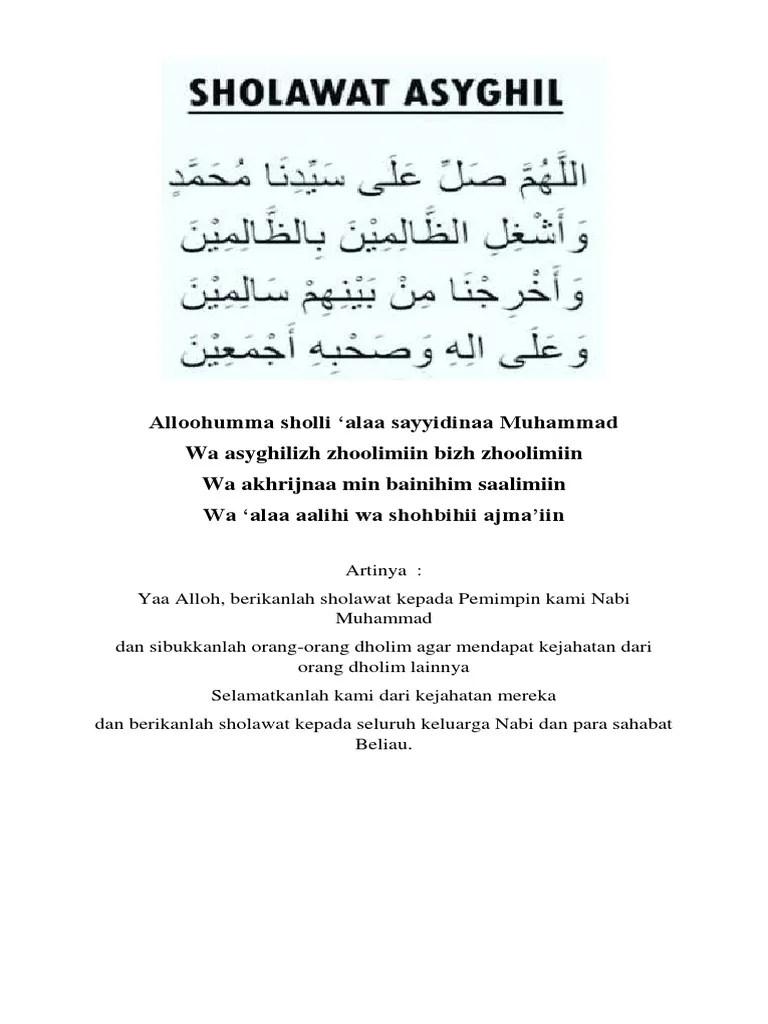 Sholawat Asyghil Mp3 : sholawat, asyghil, Status, Sholawat, Asyghil