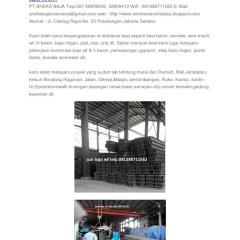 Jual Baja Ringan Di Ciledug Site Plan Pipa Durolis Model