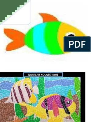 Gambar Kolase Ikan : gambar, kolase, Contoh, Gambar, Kolase, Gratis, Terbaik, Kumpulan