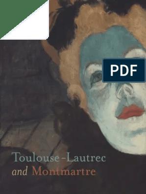 toulouse lautrec and montmartre pdf