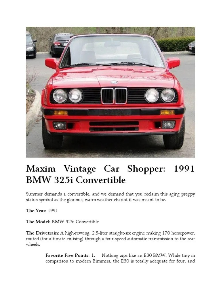 Bmw E30 For Sale Craigslist : craigslist, Book.pdf, Vehicle, Technology
