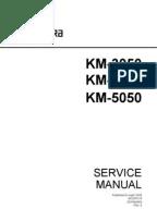Kyocera Mits KM 6030- KM 8030-Service MANUAL