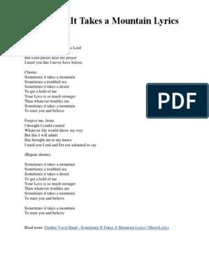 Lirik Lagu Way Back Home Inggris : lirik, inggris, Lirik, Structure, Jesus