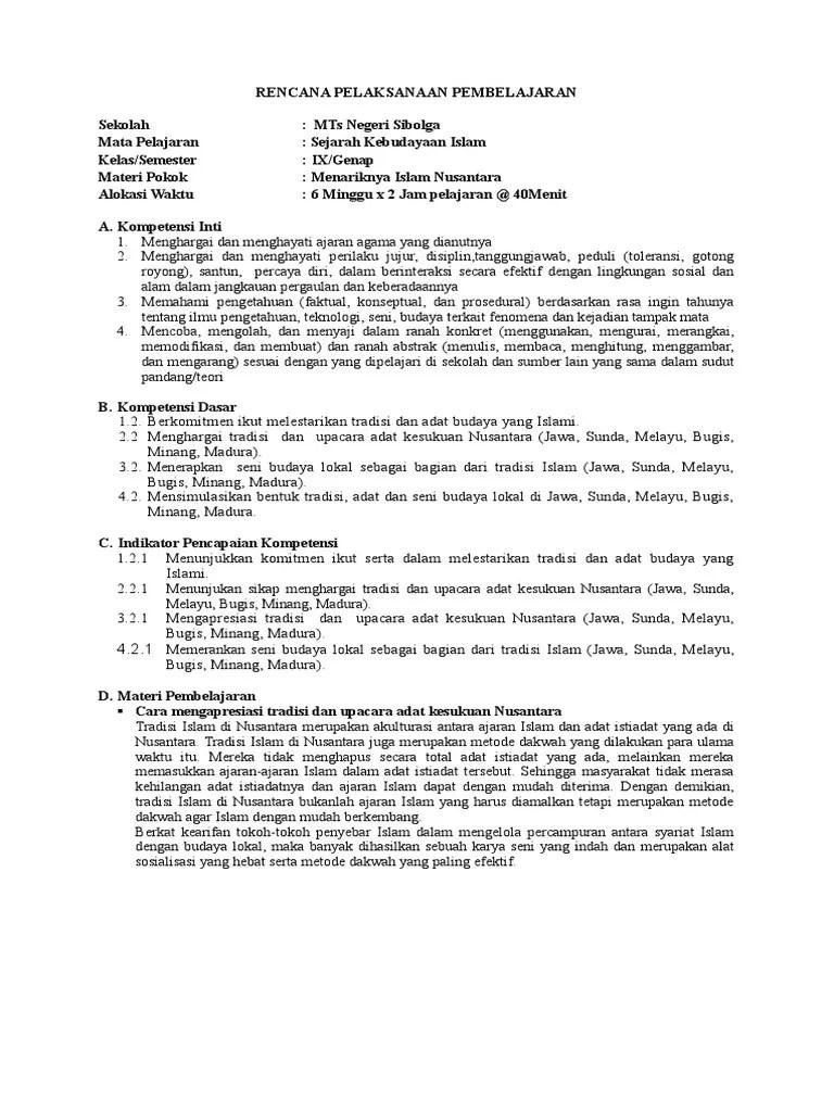 Seni Budaya Lokal Sebagai Bagian Dari Tradisi Islam : budaya, lokal, sebagai, bagian, tradisi, islam, 5.doc