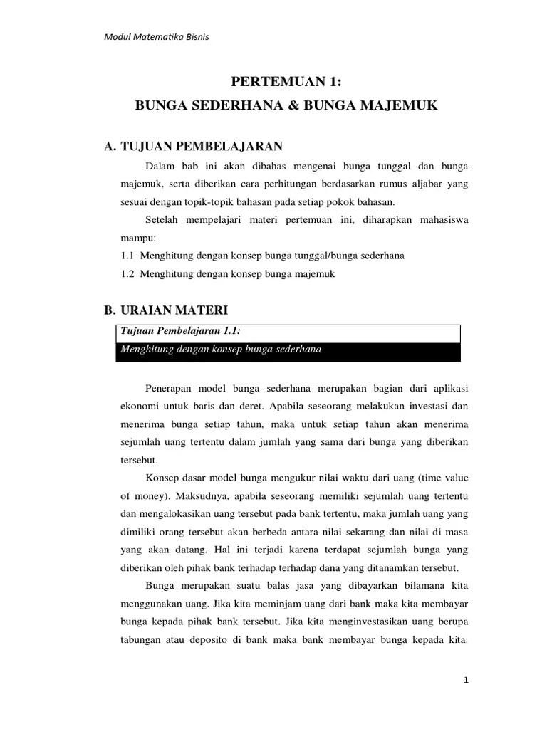 Materi Bunga Tunggal Dan Bunga Majemuk : materi, bunga, tunggal, majemuk, PERTEMUAN, KE-1_BUNGA, SEDERHANA, BUNGA, MAJEMUK.pdf