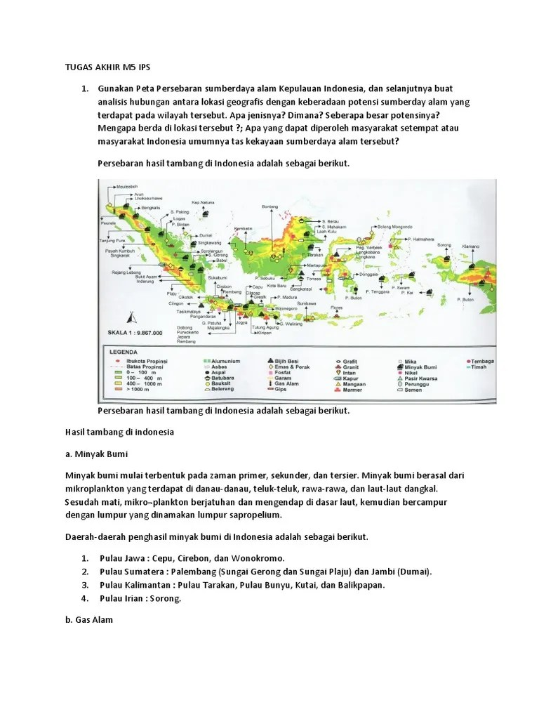 Daerah Penghasil Minyak Bumi Di Pulau Jawa : daerah, penghasil, minyak, pulau, Tugas, Akhir