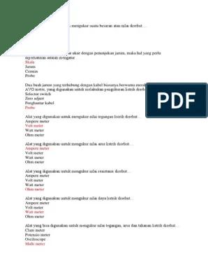 Alat Yang Bisa Digunakan Untuk Mengukur Nilai Tegangan Arus Dan Tahanan Listrik Disebut : digunakan, untuk, mengukur, nilai, tegangan, tahanan, listrik, disebut, Digunakan, Untuk, Mengukur, Suatu, Besaran, Nilai, Disebut.docx