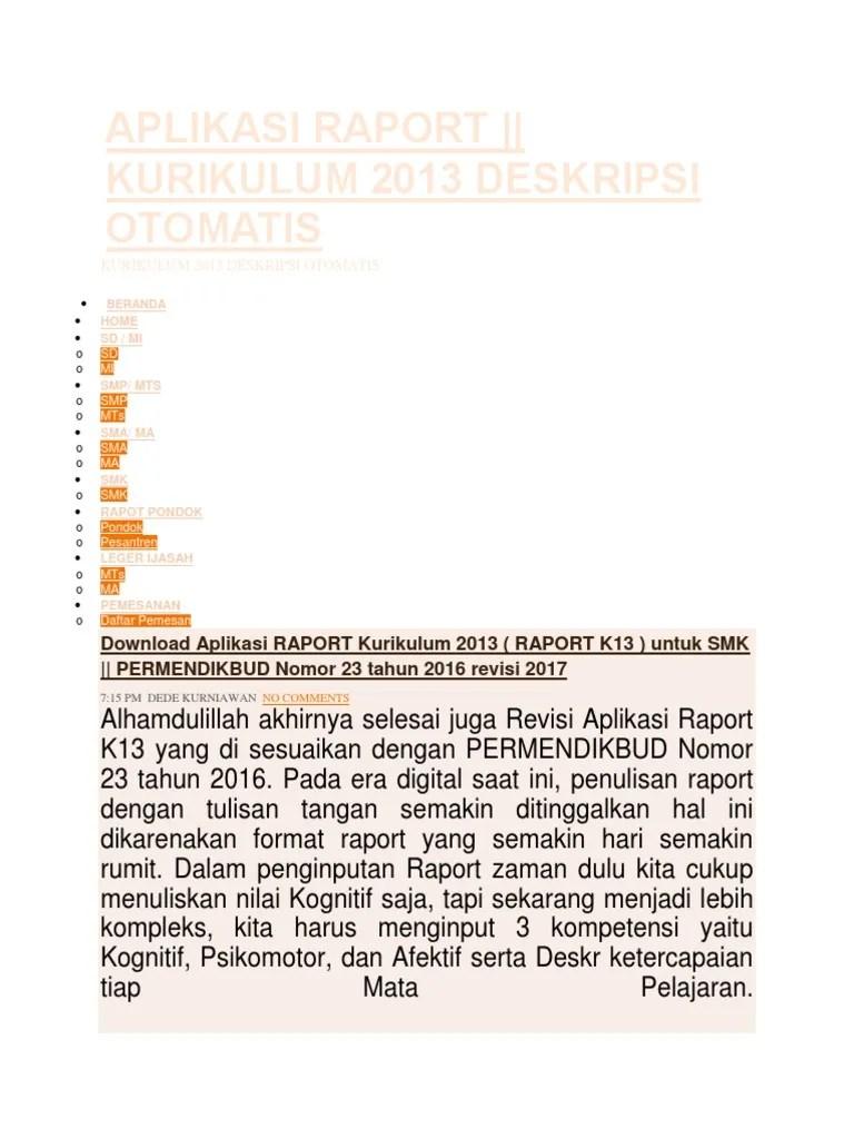 Download Aplikasi Raport Sma Kurikulum 2013 Gratis : download, aplikasi, raport, kurikulum, gratis, APLIKASI, RAPORT.docx