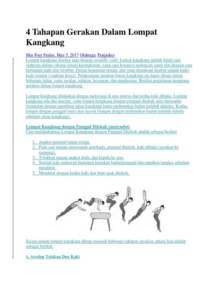Lompat Kangkang : lompat, kangkang, Lompat, Kangkang