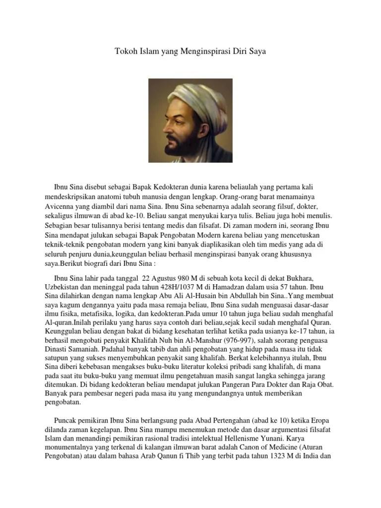 Tokoh Tokoh Islam Pada Abad Pertengahan : tokoh, islam, pertengahan, Tokoh, Islam, Menginspirasi, Saya.docx