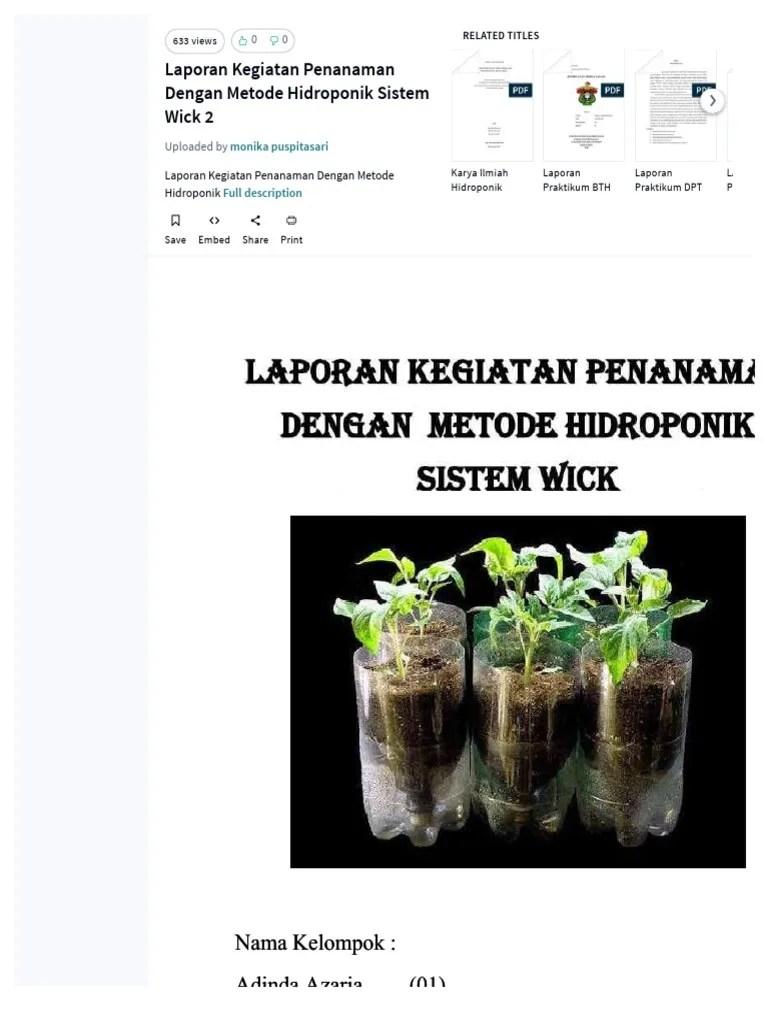 Hidroponik Sistem Wick Pdf : hidroponik, sistem, Docdownloader.com_laporan-kegiatan-penanaman-dengan-metode-hidroponik-sistem, -wick-2, (1).pdf