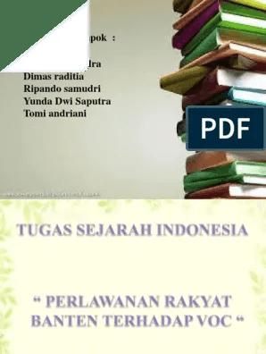 Perlawanan Rakyat Banten Terhadap Voc : perlawanan, rakyat, banten, terhadap, Dimas.pptx