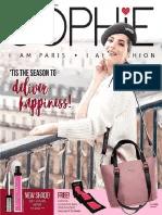 Katalog Sophie Martin April 2019 : katalog, sophie, martin, april, Catalog, Sophie, Paris, November