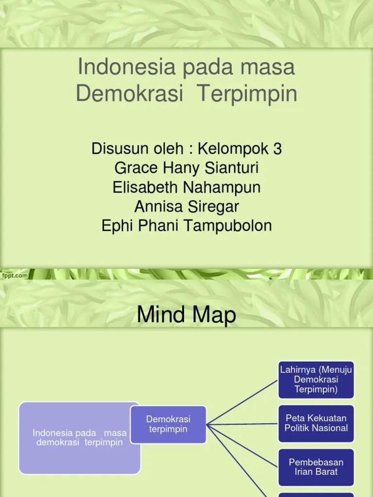 Peta Kekuatan Politik Nasional : kekuatan, politik, nasional, Demokrasi_terpimpin-, Kelompok, 3.ppt