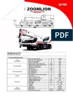 Qy  load chart also zoomlion  pdf crane machine truck rh scribd