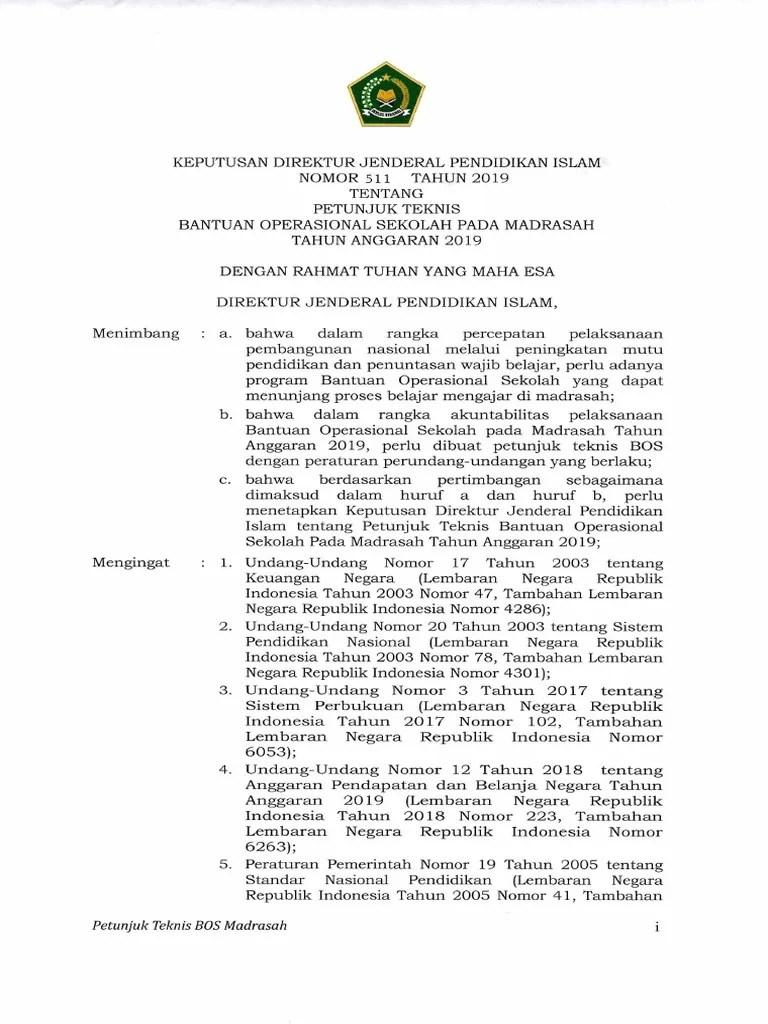 Juknis Bos 2019 Pdf : juknis, Juknis-bos-madrasah-2019.pdf