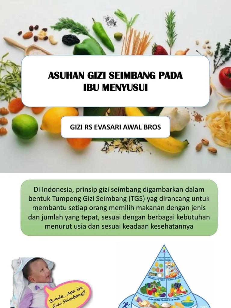 Ppt Gizi Seimbang : seimbang, SEIMBANG, MENYUSUI.ppt