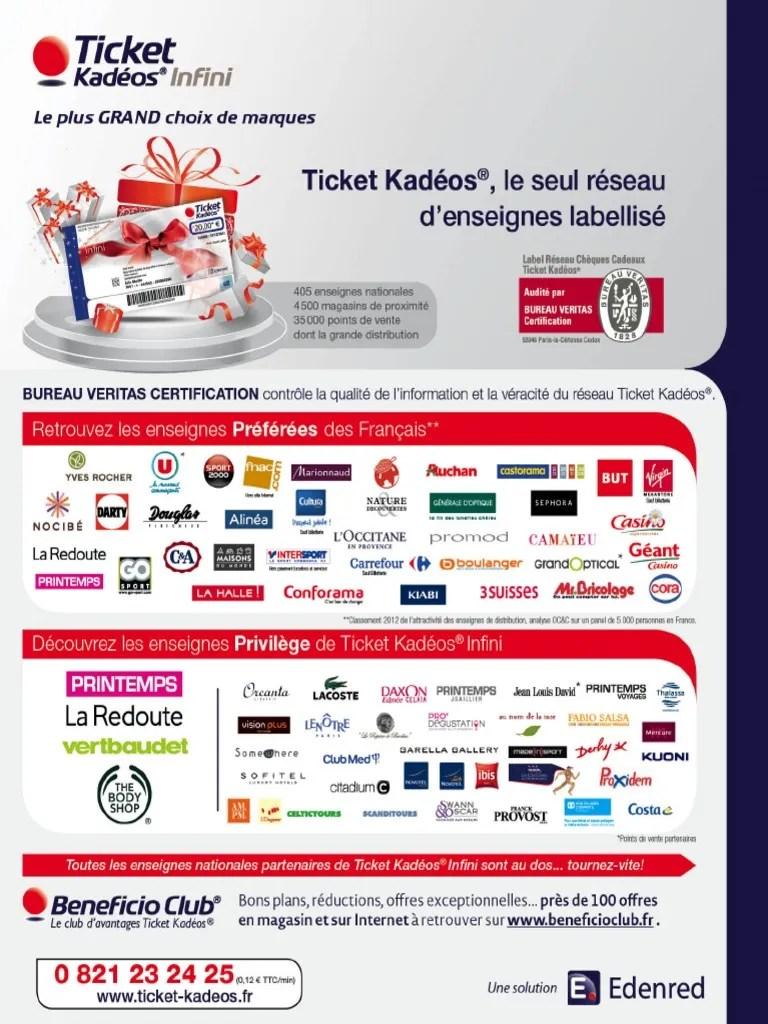 Utiliser Ticket Kadeos Infini Sur Internet : utiliser, ticket, kadeos, infini, internet, Fiche, Produit, Ticket, Kadeos, Infini