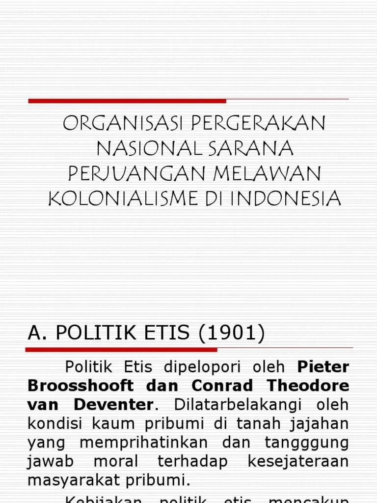 Ciri Pergerakan Nasional : pergerakan, nasional, Organisasi, Pergerakan, Nasional, Bersifat, Kooperatif, Memiliki