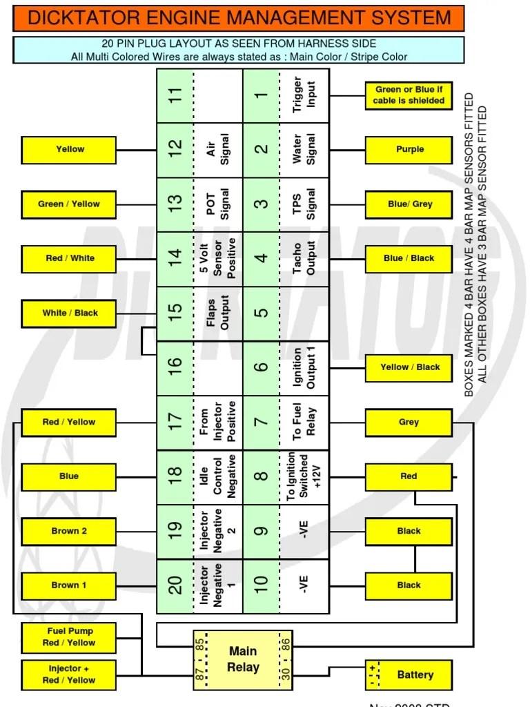 dicktator wiring diagram [ 768 x 1024 Pixel ]