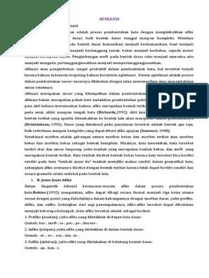 Contoh Kalimat Afiksasi : contoh, kalimat, afiksasi, AFIKSASI.docx