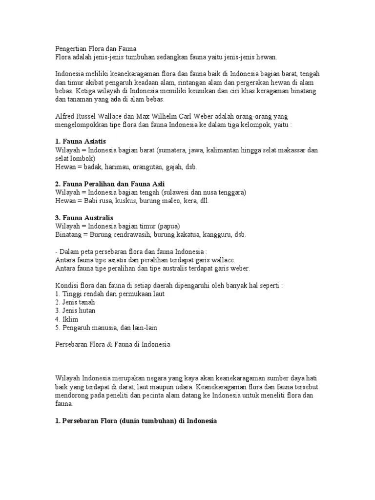 Pengertian Fauna Peralihan : pengertian, fauna, peralihan, Pengertian, Flora, Fauna