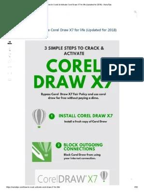 Cara Menyimpan Coreldraw X7 Menjadi Jpg : menyimpan, coreldraw, menjadi, Tutorial, Corel, Python