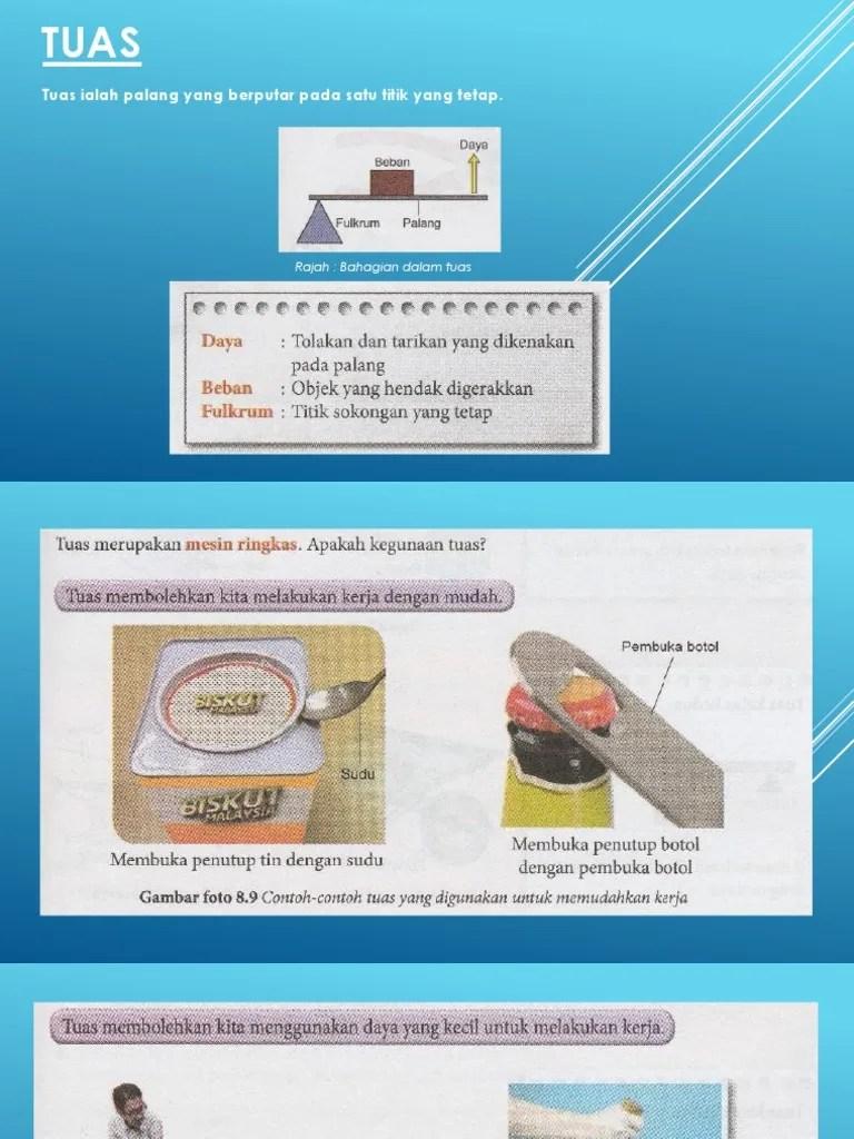 Contoh Gambar Tuas : contoh, gambar, TUAS.pptx