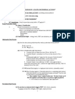 Constitutional analysis flow chart also con law ii case obscenity first amendment to the rh scribd