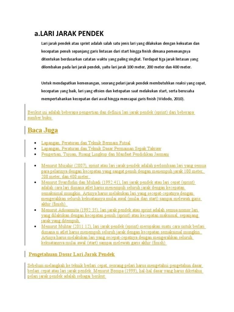 Peraturan Futsal Singkat : peraturan, futsal, singkat, Tugas, Olahraga, Reni.docx