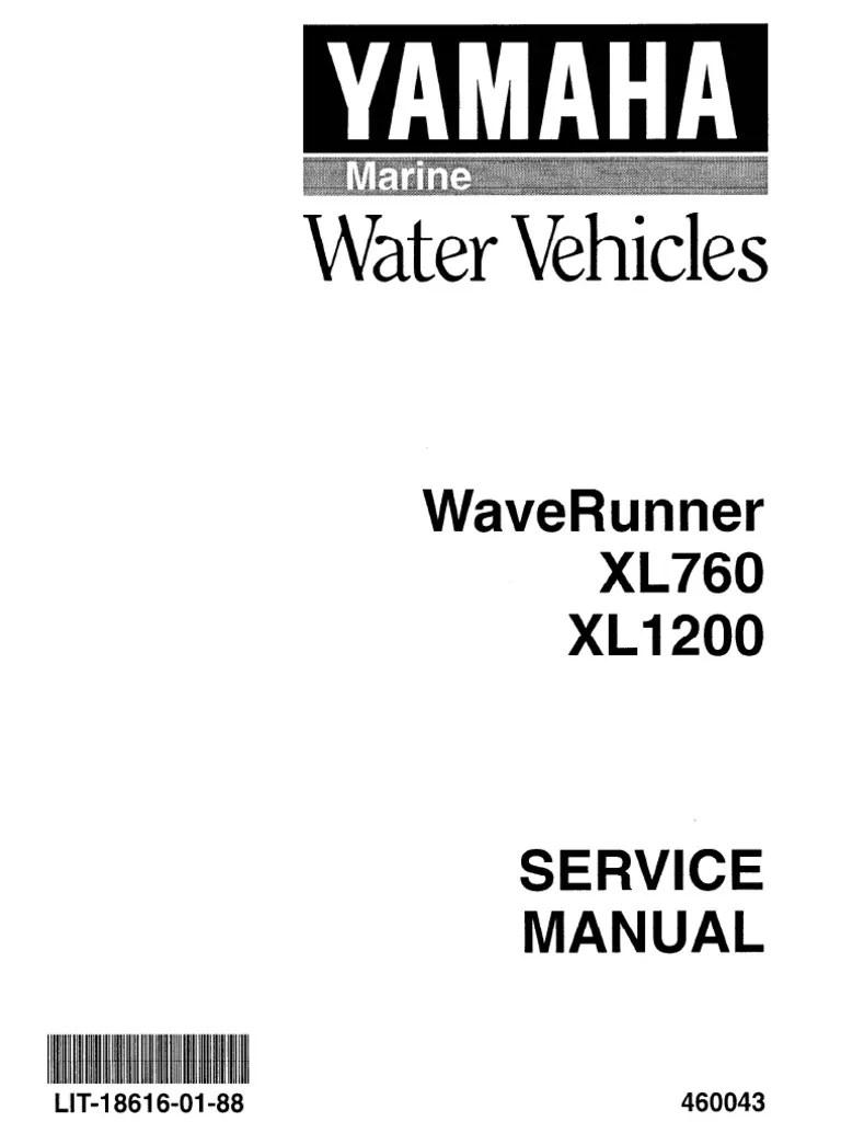 1998 yamaha waverunner diagram wiring schematic [ 768 x 1024 Pixel ]