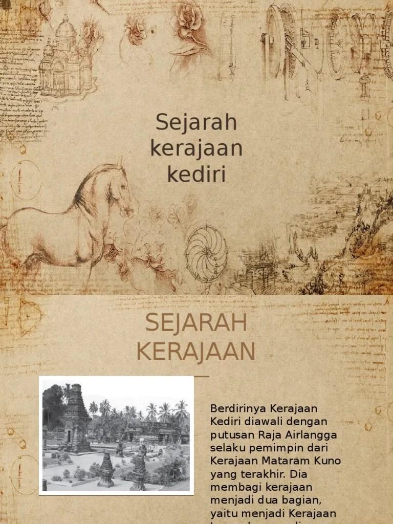 Keruntuhan Kerajaan Kediri : keruntuhan, kerajaan, kediri, Sejarah, Kerajaan, Kediri