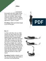 5 Tibetan Rites Pdf : tibetan, rites, Tibetan, Rites, Human, Anatomy, Sports