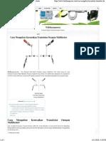 Cara Mengukur Triac : mengukur, triac, Kk.pdf