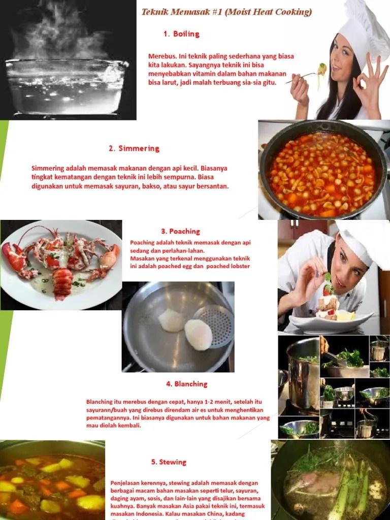 Teknik Merebus Dengan Sedikit Cairan Biasa Disebut : teknik, merebus, dengan, sedikit, cairan, biasa, disebut, Cooking, Methode.pptx