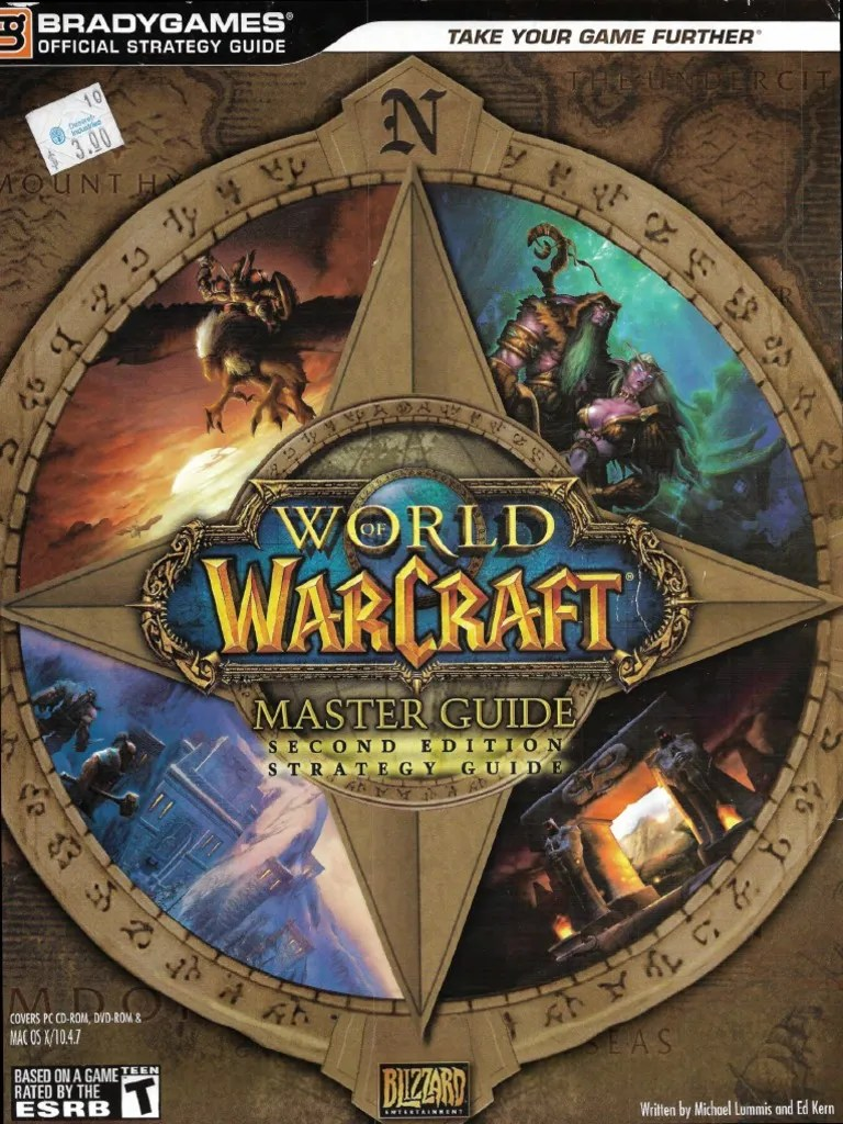 Wow Rei Lun : World, Warcraft, Master, Guide, Second, Edition, Strategy, Guide.pdf, Playing, Video, Games