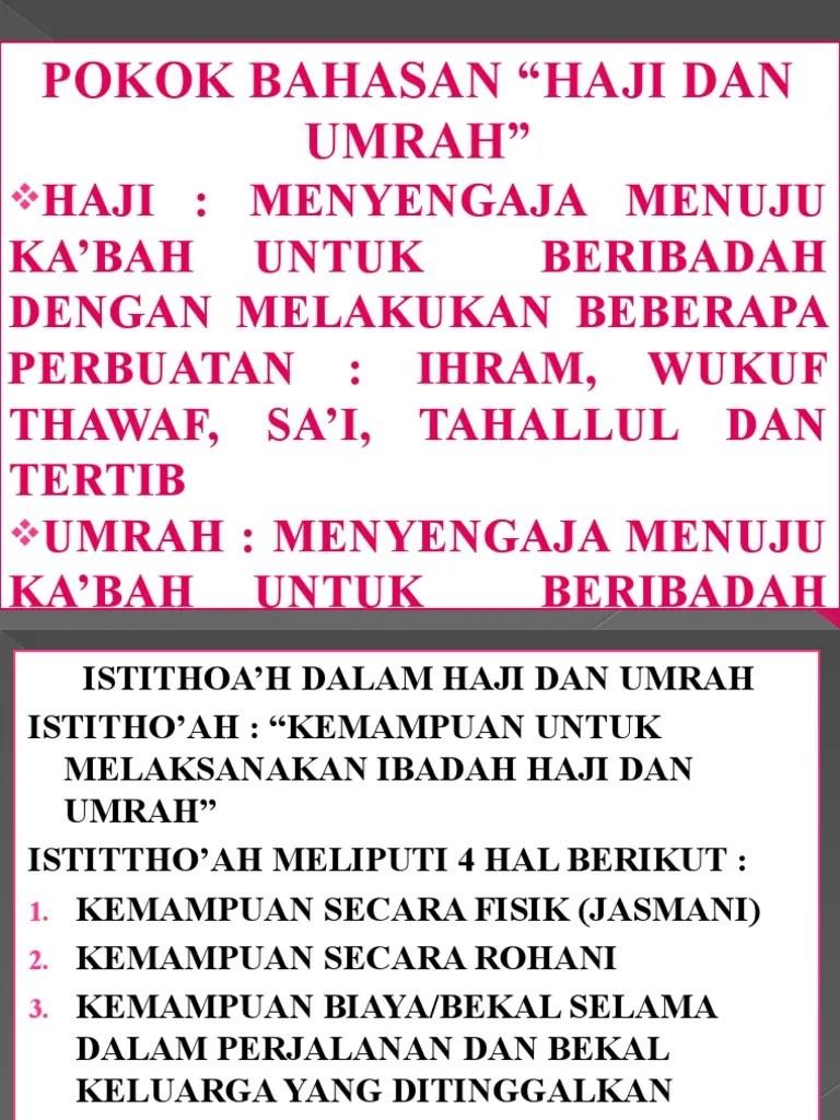 Pengertian Tahallul : pengertian, tahallul, POWER, POINT, UMRAH.pptx