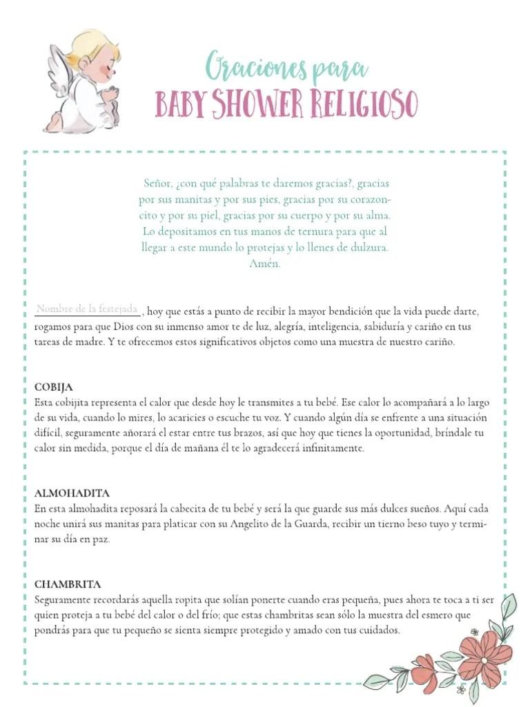 Palabras De Agradecimiento Por Baby Shower : palabras, agradecimiento, shower, Oraciones-para-baby-shower-religioso.pdf