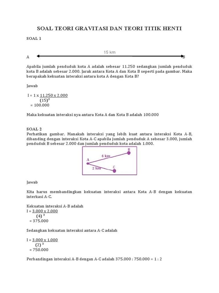 Teori Titik Henti : teori, titik, henti, Rumus, Teori, Titik, Henti, Adalah, Sedang