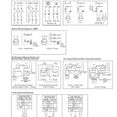 Induction Motor Wiring Diagram 3 Phase Two Way Switch Typical Diagrams Siemens