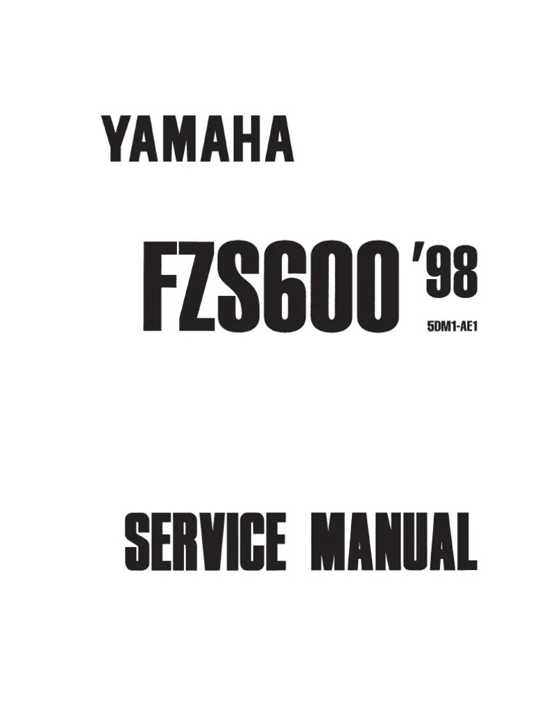 small resolution of yamaha fazer 600 2000 repair manual screw piston