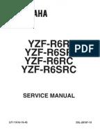 Kawasaki ZX6R(00-02) Manual