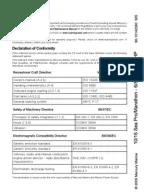 Mercury 15 Manual