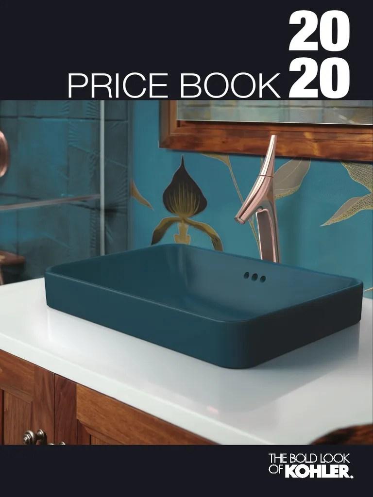brochure kohler brochure 2020 home