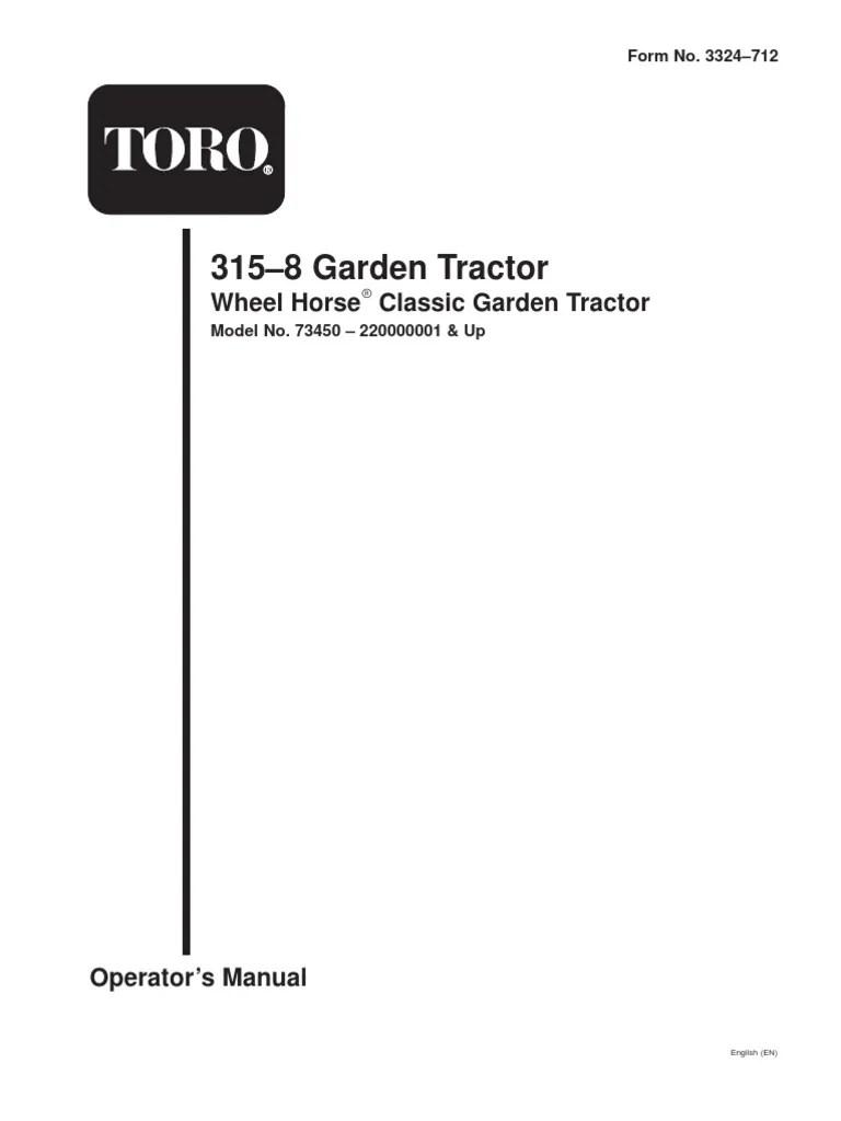 medium resolution of toro 8 25 wiring diagram