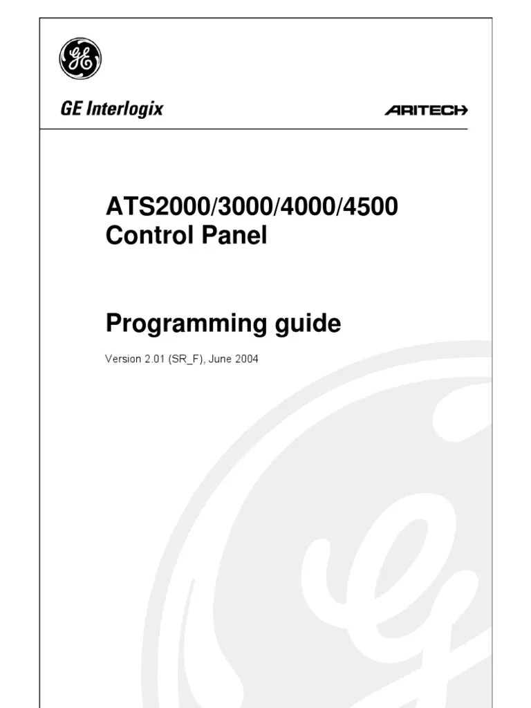 ATS Full Programming Manual