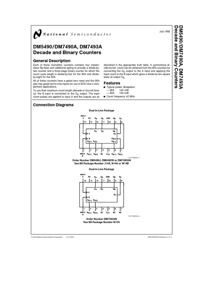 hight resolution of 7493 counter circuit diagram
