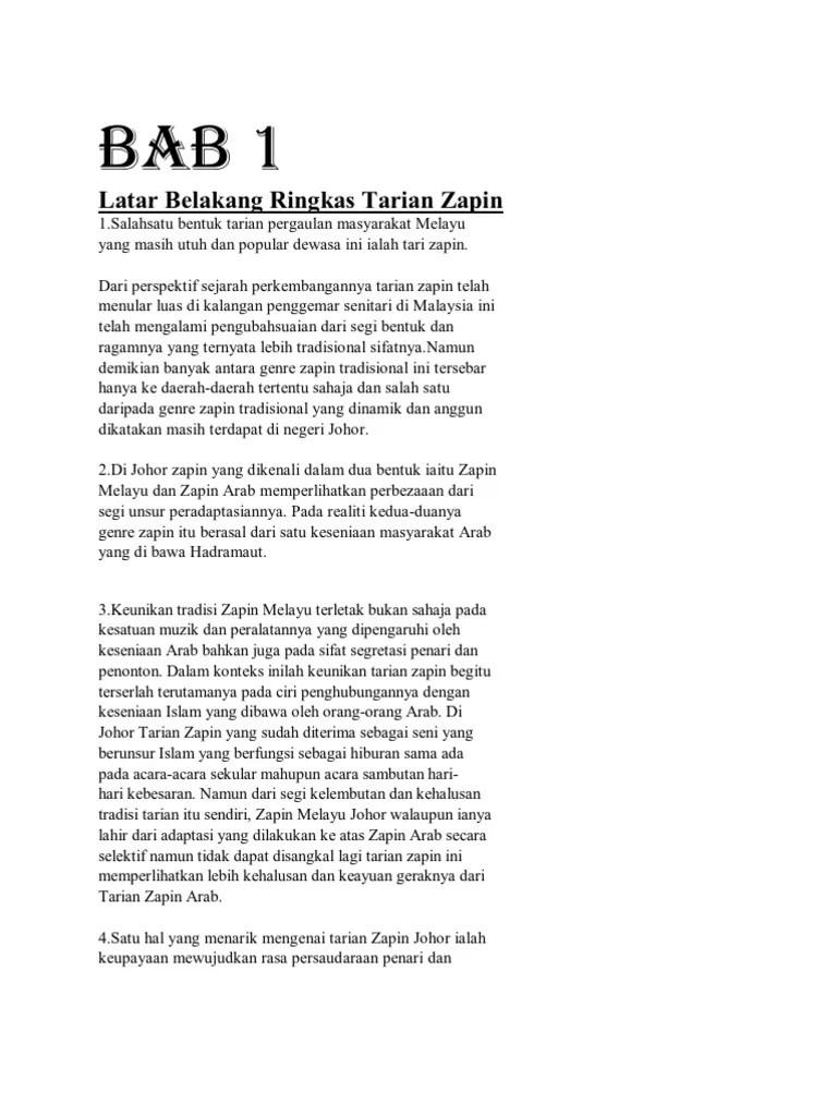 Gerakan Tari Zapin : gerakan, zapin, Menari, Zapin