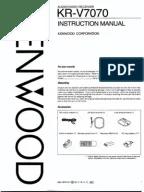 Technics SU-X302 Service Manual