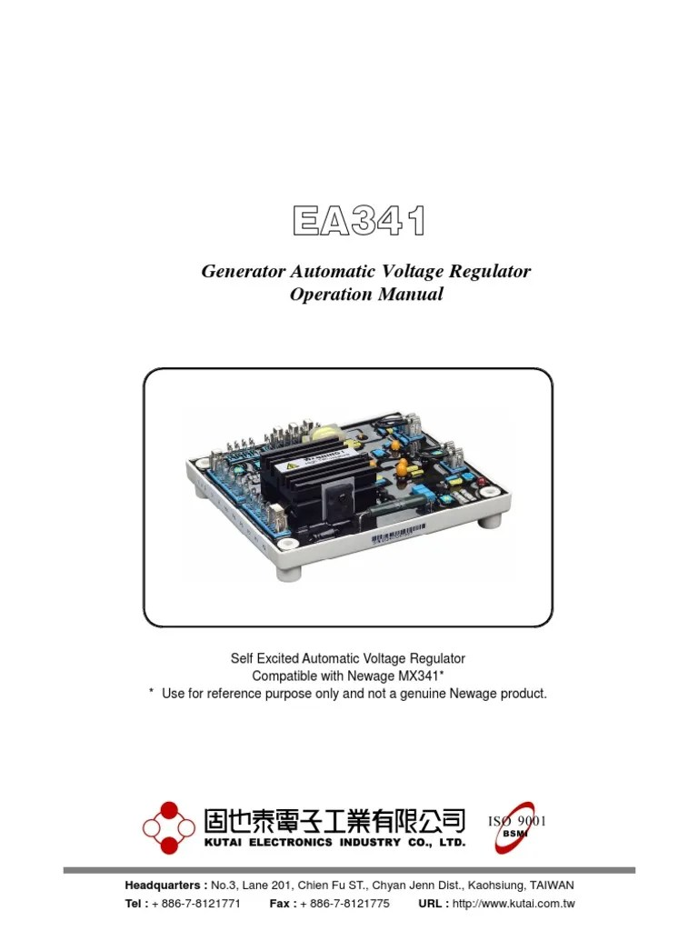 hight resolution of 3 phase generator wiring diagram with pmg and mx 341 avr